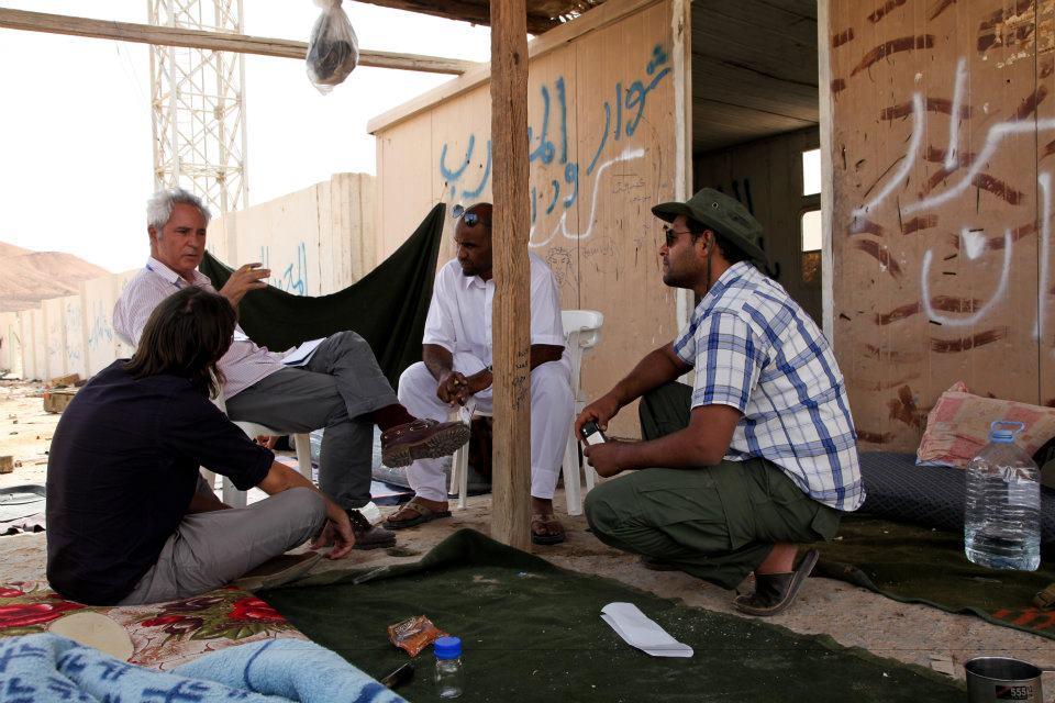 Human Rights Watch. Libya, 2012