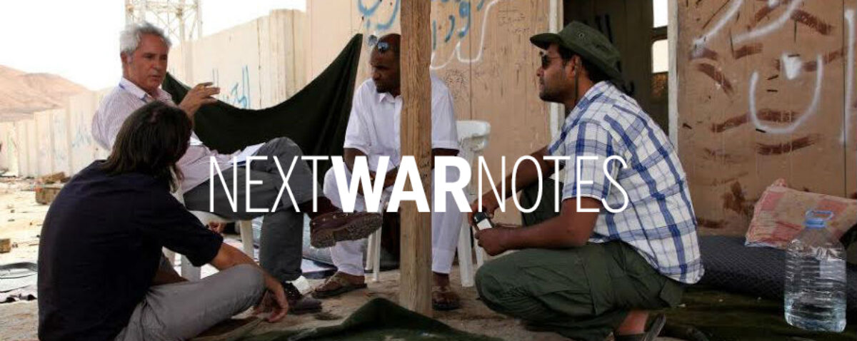 NextWarNotes